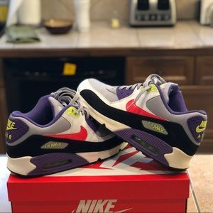 Nike Air Max 90s, I Am The Rules!!